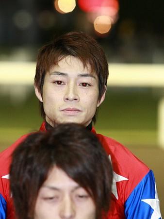 111007-SJT第1ステージ騎手紹介式-御神本訓史騎手