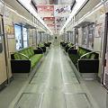 Photos: 北大阪急行:8000系(車内)-01