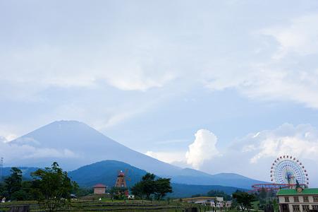 ぐりんぱ-Grinpa-:フジヤマの風