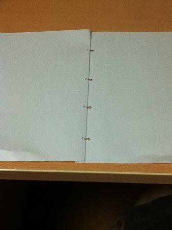20110622ハリナックスで綴じた書類(2)