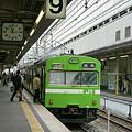 写真: 奈良線 103系
