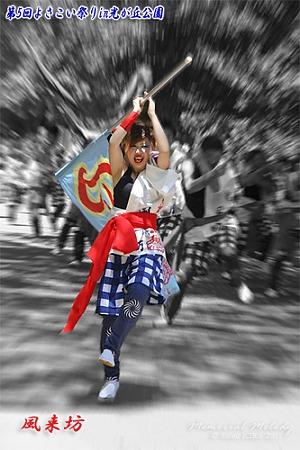 風来坊_20 - よさこい祭りin光が丘公園2011