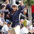 写真: わいわい連_06 - 第8回 浦和よさこい2011