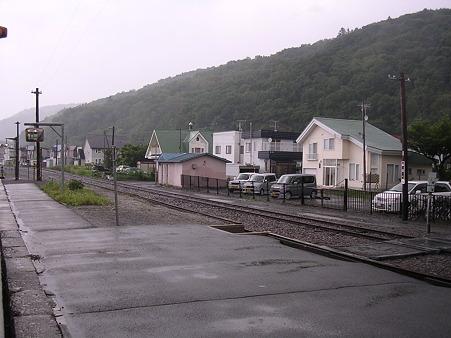 布部駅ホーム1