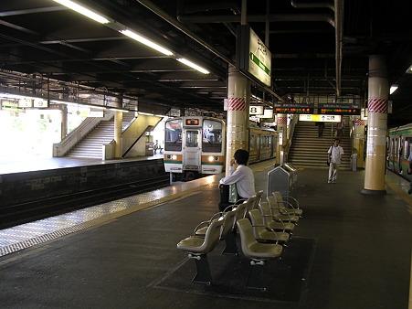 宇都宮駅ホーム1