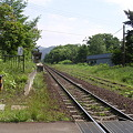 Photos: 大沼公園駅ホーム2