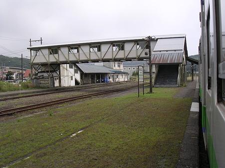 本輪西駅7
