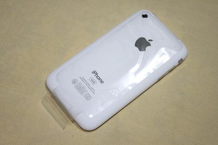 2010.05.30 iPhone 3GS 16GB 白 本体(2/2)