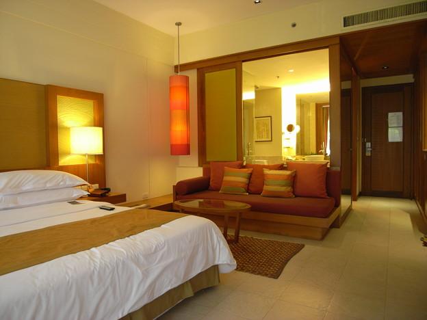 写真: 部屋1