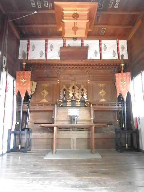 世田谷線:宮の坂駅界隈_世田谷八幡宮-10高良神社c