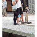 Photos: 白川郷で出合った素敵なカップル