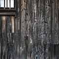 Photos: 焼板壁