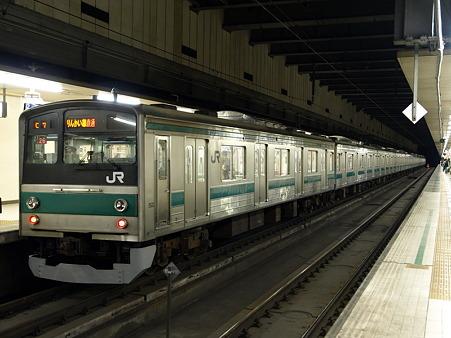 205系埼京線(大宮駅)7