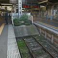 頭端式ホーム(小田急藤沢駅)2