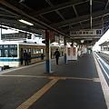 頭端式ホーム(小田急藤沢駅)4