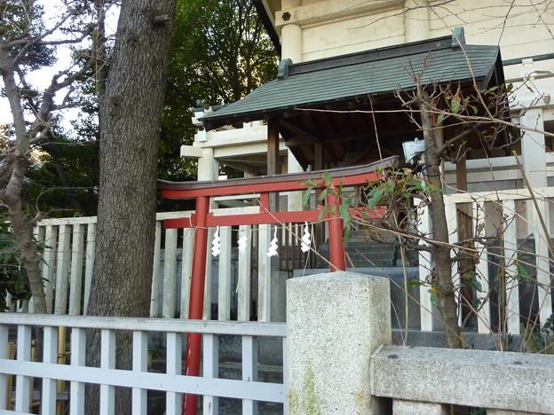 稲荷社(猿江神社 内 1) 01