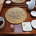 Photos: このあと、鹿児島県産の蕎麦粉の蕎麦がきます