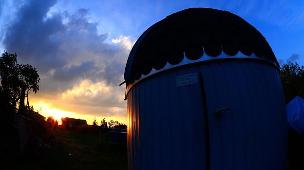 私設天文台