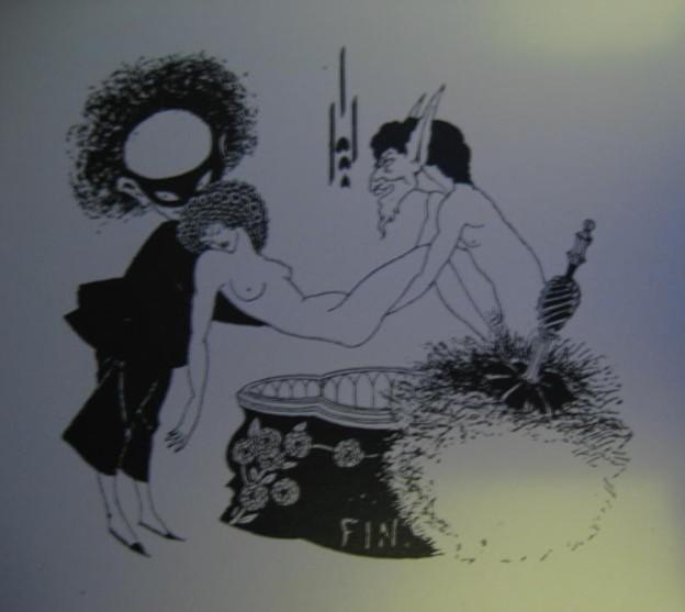 オーブリー・ビアズリーの画像 p1_20