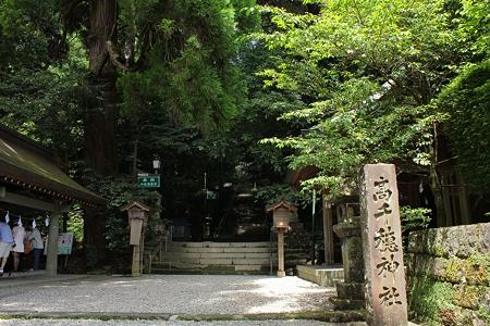 高千穂神社・参道1