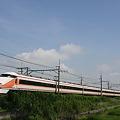 Photos: 東北本線を疾走する特急スペーシアきぬがわ