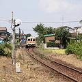 関東鉄道 竜ヶ崎線 入地駅