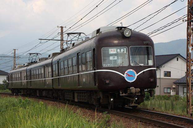 長野電鉄 2000系(6)