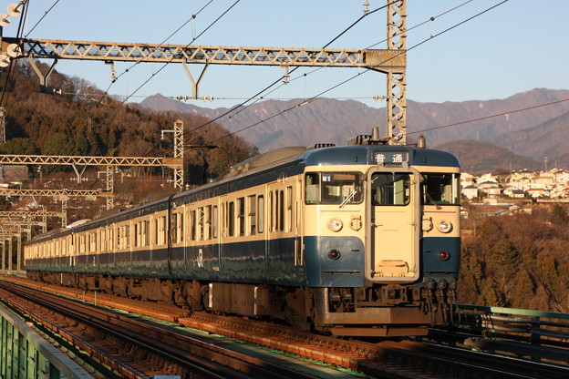中央本線115系(2)