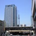 東京スカイツリーin錦糸町