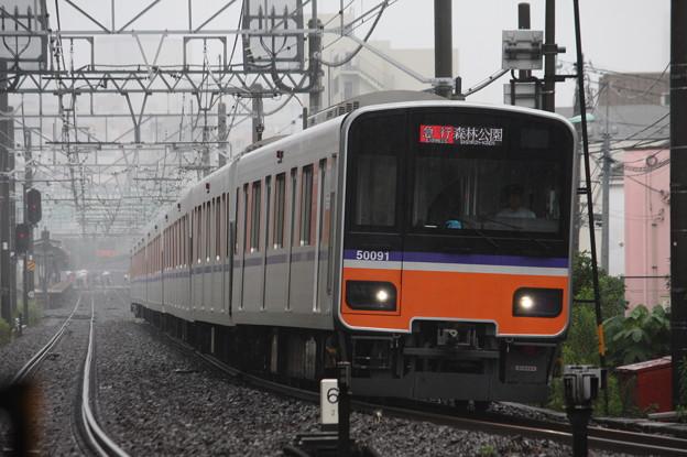 東武東上線 50090系51091F