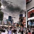 写真: 新宿東口