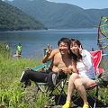 Photos: 2011海の日3連休本栖湖_021