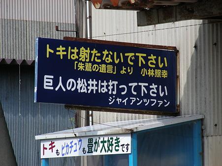 朱鷺と松井?!