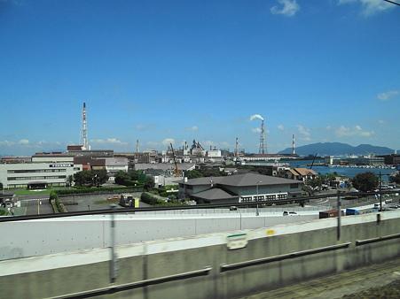 車窓から:小倉の街