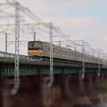 写真: ジオラマ 電車