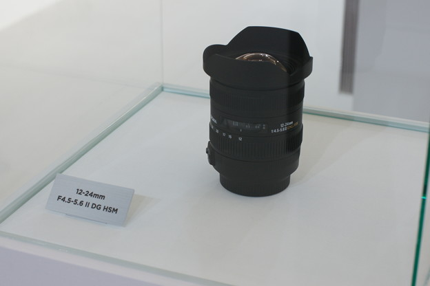 SIGMA NEW Zoom 12-24mm