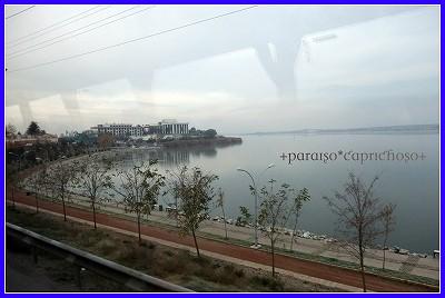 トルコの塩湖・・・・?