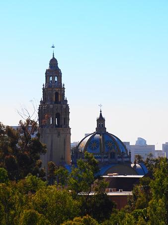 サンディエゴの教会