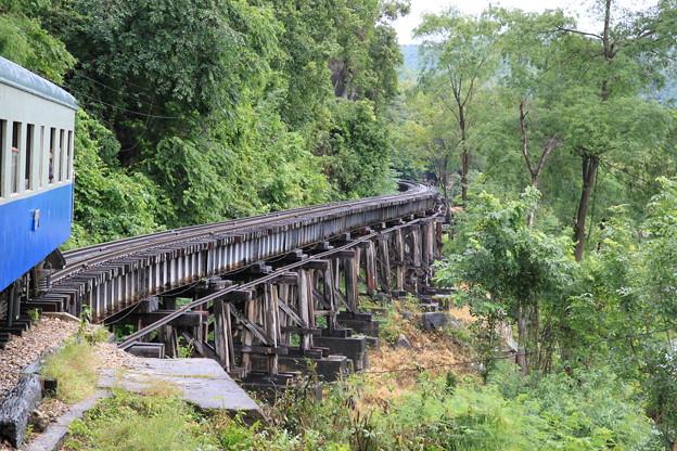 泰緬鉄道の旅