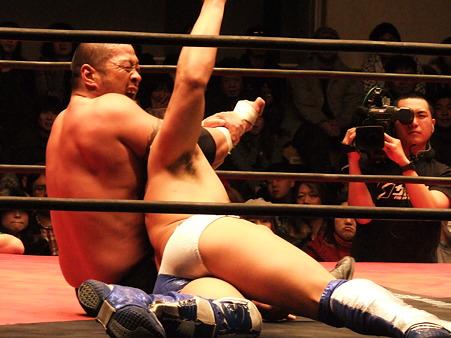 DDTプロレス 後楽園ホール 20110327 (44)