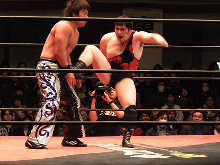 DDTプロレス 後楽園ホール 20110327 (15)