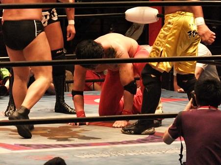 全日本プロレス 後楽園ホール 20110712 (21)