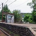 Photos: 富山地鉄・立山線、稚子塚駅