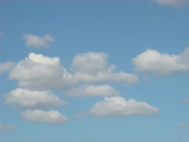写真: 2010-7-19の空