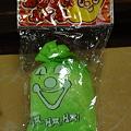 Photos: DSC01750+1 200円で買った笑い袋