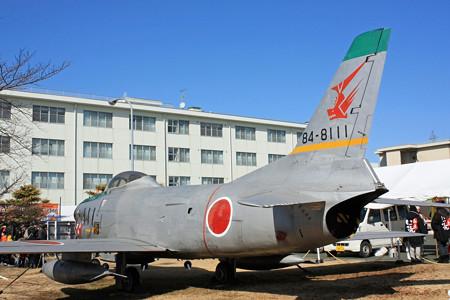 F-86D 84-8111 第3航空団第102飛行隊 IMG_9907_2
