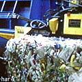 写真: UAEのゴミ分別処理工場