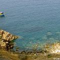 Photos: 船と海