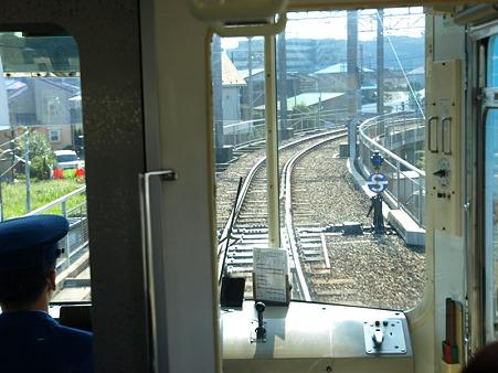 江ノ電車窓(鵠沼駅→湘南海岸公園)4