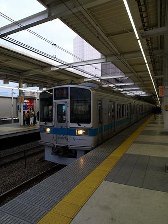 小田急線(町田駅)10